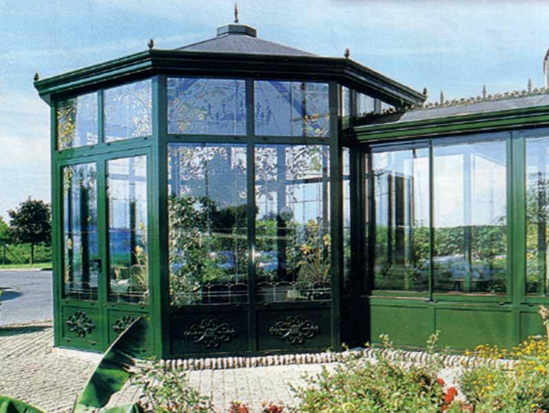 Fenetre alu lille hazebroucq fenetres pvc aluminium - Kiosque de jardin en aluminium ...